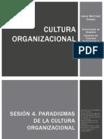 2014 1 Sesion 4 Paradigmas de La Cultura Organizacional Pregrado 2
