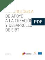 EIBT SUDOE Guia Metodologica