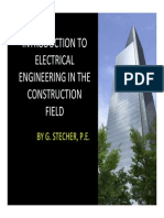 Electrical Building design