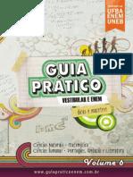 Guia Pratico Vestibular e ENEM - Vol. 6