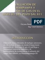 Re Evaluacic3b3n de Huamampampa y Deteccic3b3n de Gas