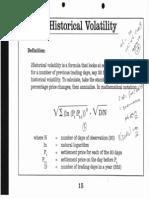 1992 Volatility Sides