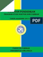 BukuPanduanAkademikProdiDoktorIlmuFarmasi2013