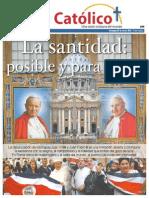 homilia canonizacion jpii