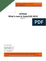 What's New Autocad 2010_Segment_1