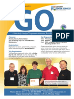 Longmont Senior Services GO Catalog, Summer 2014