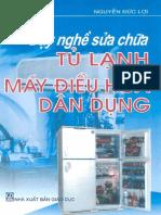 Giao Trinh Day Nghe Sua Chua Tu Lanh Dieu Hoa Khong Khi - PGS Nguyen Tan Loi