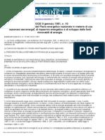 LEGGE 9 gennaio 1991, n. 10 - Norme per l'attuazione del Piano energetico nazionale in materia di uso razionale dell'energia, di risparmio energetico e di sviluppo delle fonti rinnovabili di energia..pdf