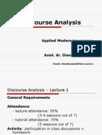 Analiza Discursului 1
