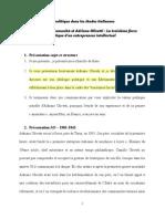 Le Mouvement Comunità Et Adriano Olivetti - La Troisième Force Politique d'Un Entrepreneur Intellectuel