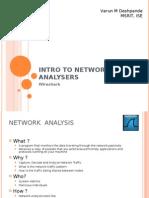 WireShark - Network Analysis Tool