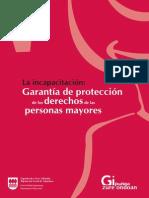 La Incapacidad, Garantia de Proteccion Adultos Mayores