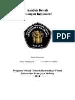 tugas laporan Denah Ruangan Indomaret mata kuliah kewirausahaan by mulyo bakti