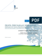 Seri Basis Data Pertama - Pemegang IUPHHK-HA Kalimantan Tengah