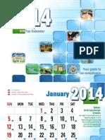 Bir Tax Calendar2014