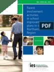 Parent Involvement Activity