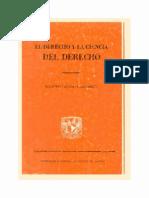 Tamayo Y Salmoran Rolando - El Derecho Y La Ciencia Del Derecho