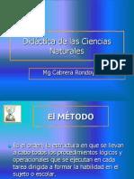 Modelos Didacticos CA