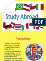 ppt study abroad