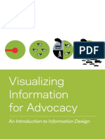 infodesign-visualizing information for advocacy