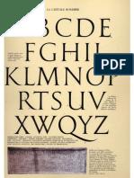 Calligraphie - Claude Mediavilla DUCTUS