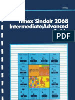 Timex Sinclair 2068 Intermediate / Advanced Guide