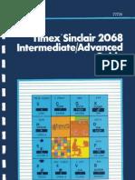 Timex Sinclair 2068 Intermediate / Advanced Guide