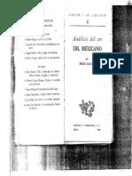 Uranga, Emilio-Analisis Del Ser Del Mexicano