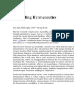 Don Ihde - Expanding Hermeneutics