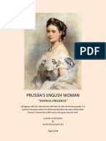 Prussia's English Woman - Empress Frederick
