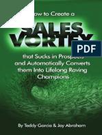 Creating a Sales Vortex