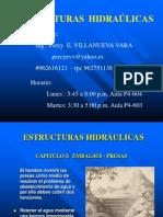 Obras Hidraúlicas Clase Nº 01
