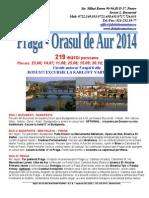 Circuit Autocar PRAGA 2014 (3N)