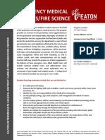 ems-fire science program description 2