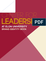 brand identity book