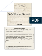 US Historical Documents 1108