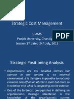 Session 2, 3Strategic Cost Management Unit II