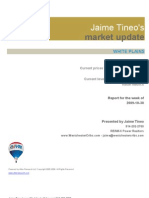 Jaime Tineo Market Update white Plains