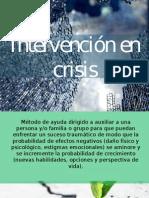 1 Intervención en Crisis 1