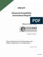 Illiana Financial Feasibility Assessment