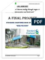 Standard Chartered Bank of Pakistan