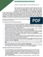 Comparative Studies Concrete V Bituminous│Pavement
