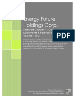 Energy Future Holdings Precedent Pack Volume 1 of 6
