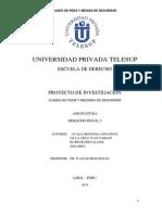 Monografia Derecho Penal I