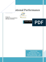 Organizational performance - K Electrics