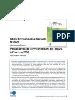OCDE Perspectives 2030
