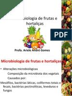 Microbiologia Das Frutas e Hortaliças