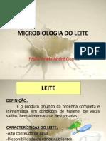 Microbiologia Do Leite