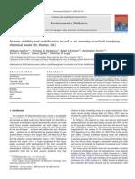 Environmental Pollution 157 (2009) 847–856