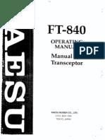 FT-840